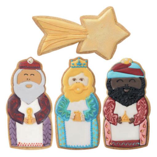 Ausstecher Set - Heilige 3 Könige