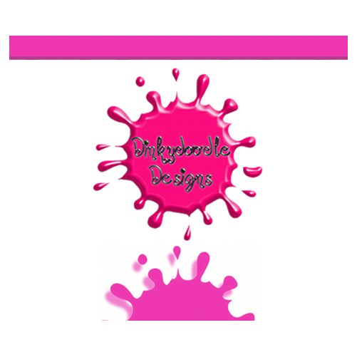 Airbrush Lebensmittelfarbe - hot pink, perlglanz