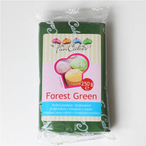 Fondant - grün (dunkel)