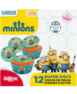 Muffinaufleger Minions