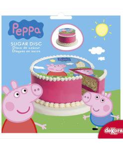 Tortenaufleger Peppa Pig