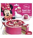 Tortenaufleger – Minnie Mouse