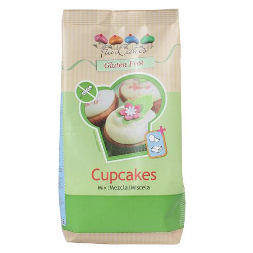 Cupcakes Backmischung GLUTENFREI (500g)