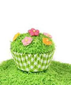 Esspapier Streusel - grün