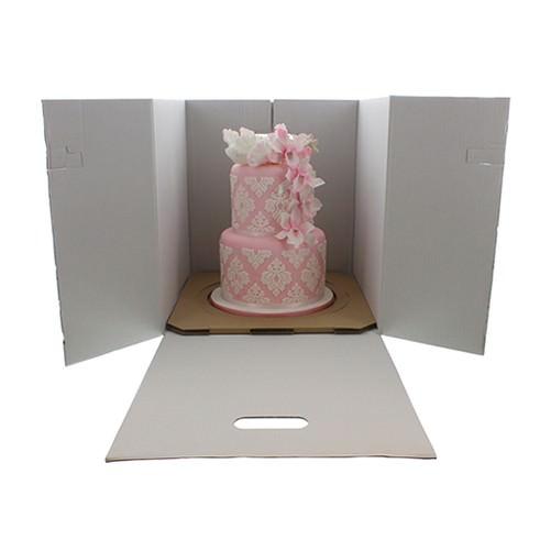 Tortenkarton - 39.5cm x 39.5cm x 39.5 cm
