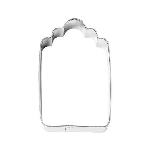 Ausstecher - Etikette Avantgarde (klein)