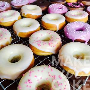 Mini Donut Rezept