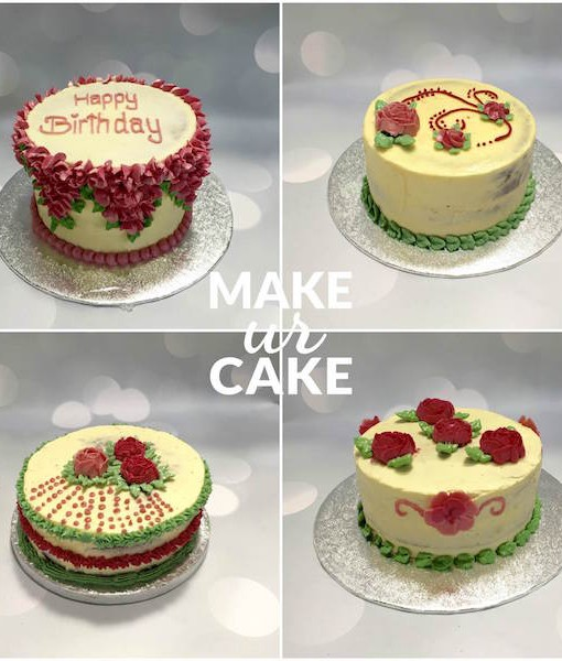The Wilton Method, Buttercreme, Kurs Ergebnisse