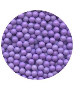 Zuckerperlen - Perlenglanz (lila)
