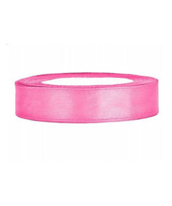 Satinband - pink, 12mm
