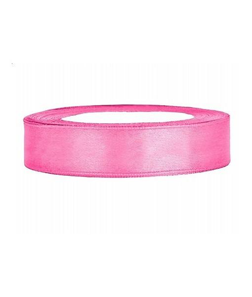 Satinband - pink, 12mm
