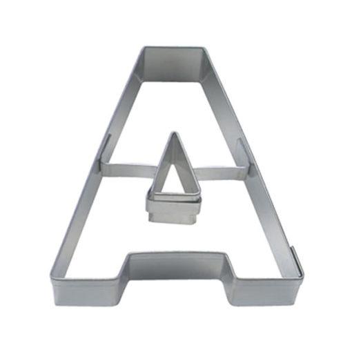 Ausstecher - Buchstabe A