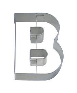 Ausstecher - Buchstabe B