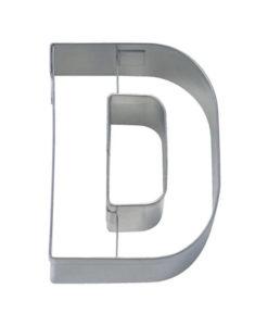 Ausstecher - Buchstabe D