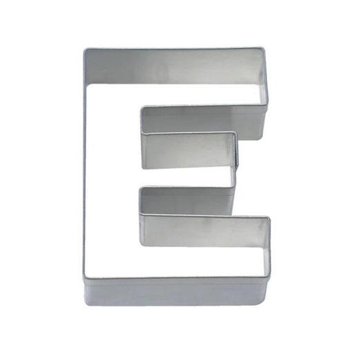 Ausstecher - Buchstabe E