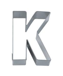 Ausstecher - Buchstabe K