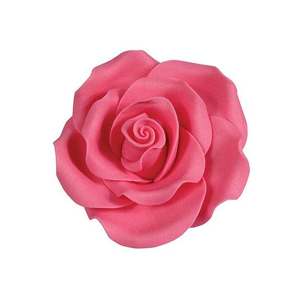 Zuckerrosen Set - pink (63mm)