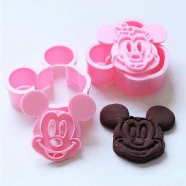 Ausstecher - Mickey Mouse