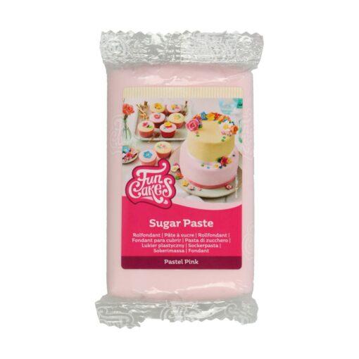 Rollfondant - pink (Pastell)