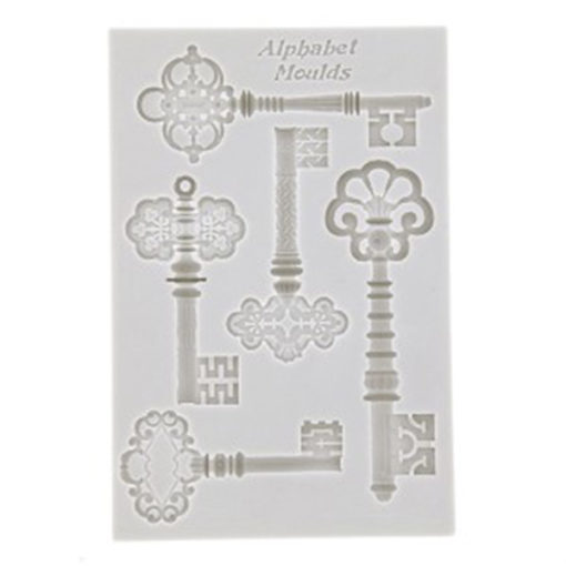 Silikonform - Schlüssel