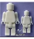 Silikonform - Spielzeugfigur