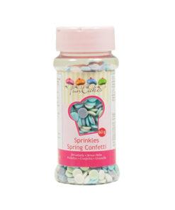 Streudekor - Confetti, pastell