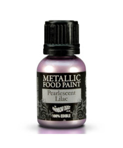 Lebensmittelfarbe - Metallic Lila (hell)