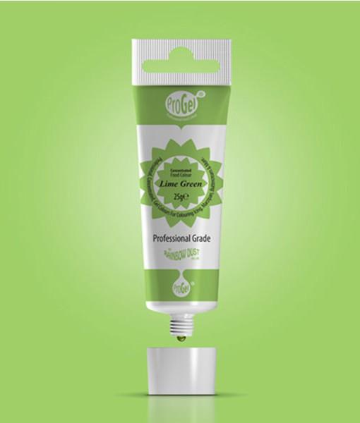 Lebensmittelfarbe - grün (limette)