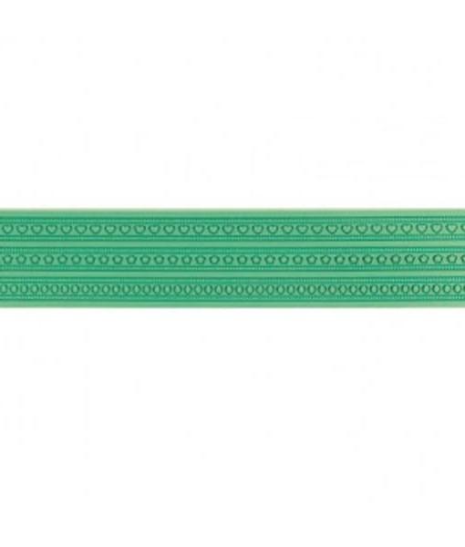 Magic Decor - Silikonmatte Essbare Spitze Schleifenband