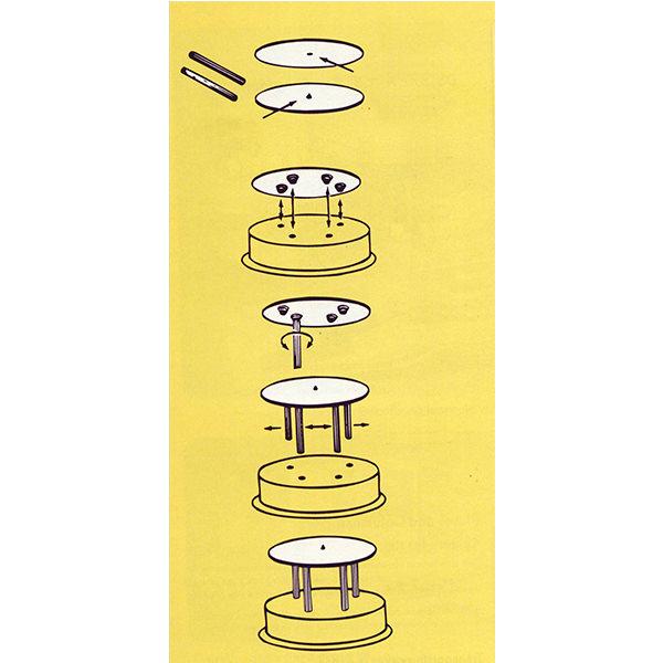 sps system tortenplatte 30cm makeurcake. Black Bedroom Furniture Sets. Home Design Ideas