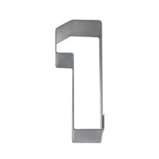 Ausstecher - Zahlenausstecher Nummer 1