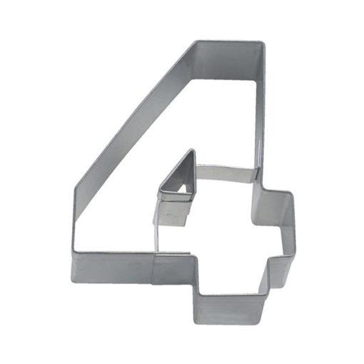 Ausstecher - Zahlenausstecher 4