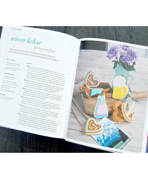 Buch - Kekskunst zum Selbermachen