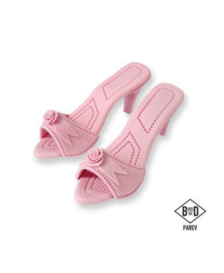 Zuckerdekor Pumps, pink