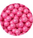 Zuckerperlen - Schokoladenperlen (pink)
