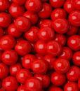 Zuckerperlen – Schokoladenperlen (rot)