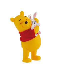 Disney Figur Winnie the Pooh - Pu der Bär und Rabbit