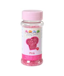 FunCakes Bunter Zucker pink
