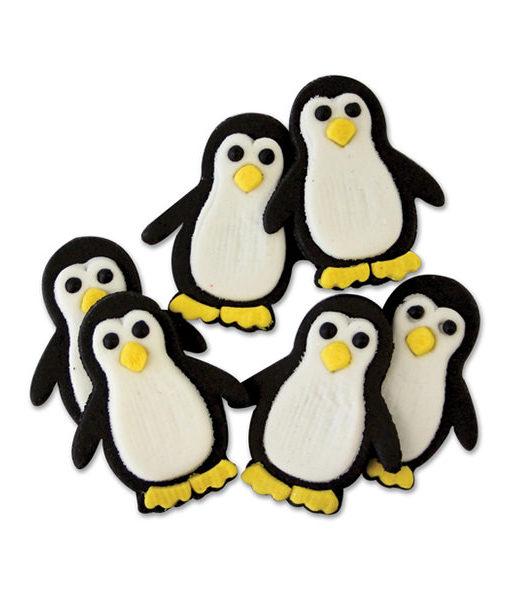 Zuckerdekor - Pinguine