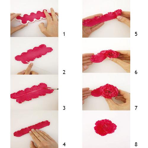 Ausstecher - Easiest Carnation Cutter Ever