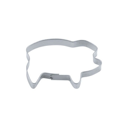 Ausstecher - Glücksschwein mini