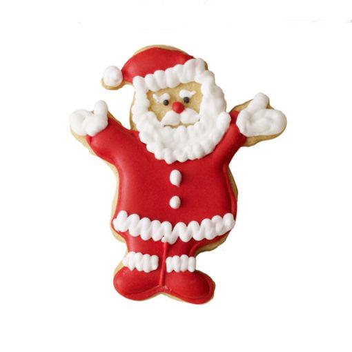 Ausstecher - Nikolaus (Santa)