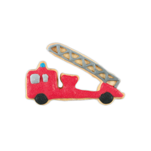 Ausstecher - Feuerwehrauto