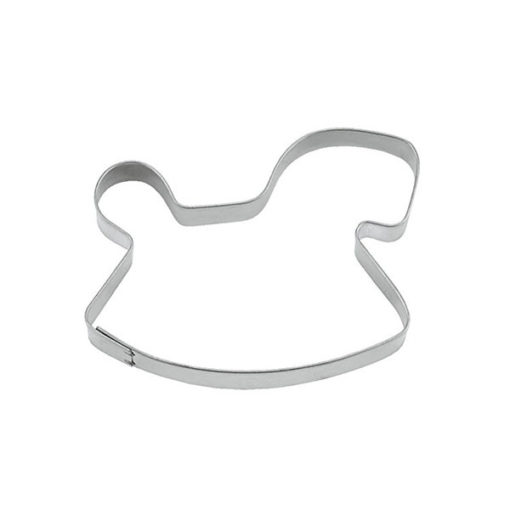 Ausstecher - Schaukelpferd mini