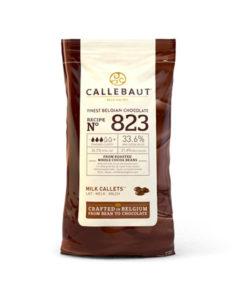 Callebaut belgische Schockolade, hell