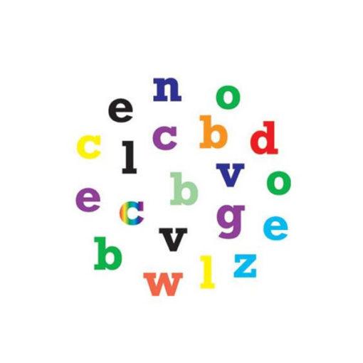 Ausstecher Set - Alphabet, klein