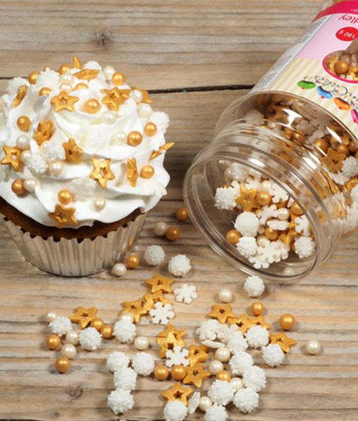 FunCakes Streusel Weihnachts Mix 180g