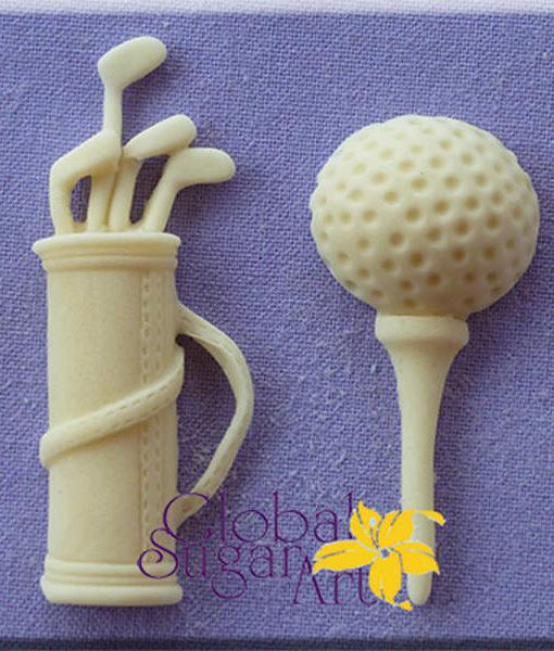 Golfball Silikonform