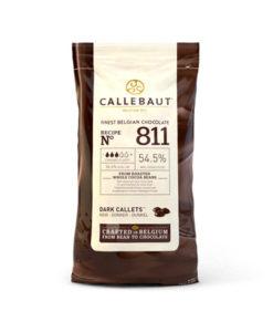 Callebaut belgische Schockolade, dunkel