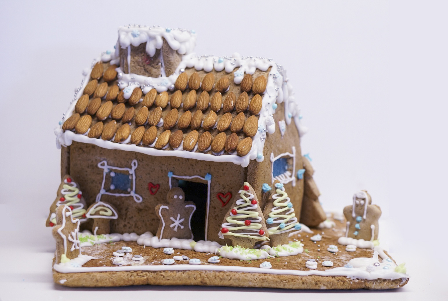 lebkuchenhaus rezept lebkuchenhaus selber machen makeurcake. Black Bedroom Furniture Sets. Home Design Ideas